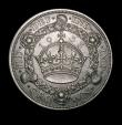London Coins : A150 : Lot 2003 : Crown 1933 ESC 373 GVF with a couple of small spots and some contact marks