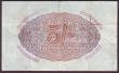 London Coins : A151 : Lot 553 : Southern Rhodesia 5 shillings dated 1st October 1945 series D/37 024595, KGVI portrait, Pick8b, larg...