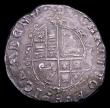 London Coins : A153 : Lot 2145 : Sixpence Charles I Group D Fourth Bust, type 3a, No inner circles, S.2813 mintmark Crown VF with gre...