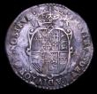 London Coins : A153 : Lot 2149 : Sixpence Philip and Mary 1554 Full titles S.2505 Good Fine with some scratches and weaker areas