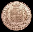 London Coins : A153 : Lot 2227 : Halfcrown 1887 Young Head ESC 717 UNC and lustrous, the obverse with some light contact marks, the r...