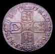 London Coins : A153 : Lot 2300 : Sixpence 1711 Large Lis ESC 1596A About EF toned