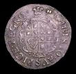 London Coins : A154 : Lot 1588 : Groat Charles I Aberystwyth Mint as S.2891 mintmark Book but with the reverse mintmark to the right ...