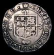 London Coins : A154 : Lot 1679 : Shilling Charles II Hammered issue type C with inner circles and mark of value, mintmark Crown, ESC ...