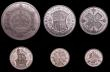 London Coins : A154 : Lot 485 : VIP Proof Set 1936, Crown to Threepence (6), UNC all with a matching grey tone over original mint lu...
