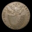 London Coins : A156 : Lot 1420 : USA George Washington/Liberty and Security Kempson Halfpenny, undated, Birmingham edge, Breen 1261, ...