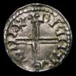 London Coins : A156 : Lot 1760 : Penny Edward the Confessor, Short Cross voided S.1175, North 818, struck on a small flan weight 0.68...