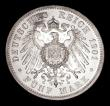 London Coins : A157 : Lot 1425 : Germany States - Prussia 5 Marks 1901 200 Years of the Kingdom of Prussia KM#526 Proof Lustrous UNC ...