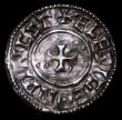 London Coins : A157 : Lot 1939 : Penny Aethelred II Short Cross S.1154 Winchester mint moneyer Aelfsige, 1.39 grammes, VF toned with ...