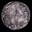 London Coins : A157 : Lot 1952 : Penny Edward the Confessor Small Flan type S.1175 overall Near VF with the reverse legend double str...