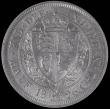 London Coins : A157 : Lot 2643 : Halfcrown 1896 ESC 730 Davies 668 dies 2A the scarcer of the two major types, Choice UNC, slabbed an...