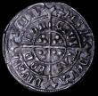 London Coins : A159 : Lot 603 : Groat Henry VII Facing Bust, London Mint, mintmark Cross Crosslet S.2200 IV a, VF
