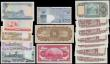 London Coins : A161 : Lot 178 : Asia collection (15), Singapore (2) 50 Dollars & 10 Dollars issued 1967 - 1973, Orchid series, (...
