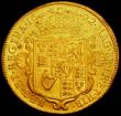 London Coins : A162 : Lot 1749 : Five Guineas 1692 QVARTO S.3422 nEF/EF, desirable thus the obverse retaining some lustre
