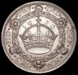 London Coins : A162 : Lot 2191 : Crown 1930 ESC 370, Bull 3638 NEF