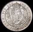 London Coins : A163 : Lot 658 : Halfcrown 1900 ESC 734, Bull 2786 Lustrous UNC and choice