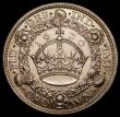 London Coins : A164 : Lot 924 : Crown 1930 ESC 370, Bull 3638, EF