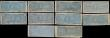 London Coins : A165 : Lot 1063 : U.S.A (10) Confederate States of America, Richmond,VA - Ten Dollars all dated February 17th 1864, al...