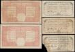 London Coins : A165 : Lot 1209 : French West Africa - Dakar (5) including 5 Francs (3) Pick 5Bf (2) dated 1st September 1932 and 16th...