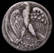 London Coins : A165 : Lot 2121 : Tetradrachm Otho (69AD) Antioch - Syria Prieur 101, RPC 4199 Obverse: Laureate head right AYTOKPATWP...