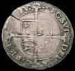 London Coins : A165 : Lot 2401 : Groat Henry VIII Posthumous issue, Tower Mint, S.2403, mintmark Grapple VF and weakly struck, with a...