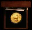 London Coins : A166 : Lot 1019 : South Africa 2 oz Gold Krugerrand 2018 Proof FDC in the SAM presentation box with certificate No. 51...