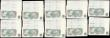 London Coins : A166 : Lot 66 : One Pounds Page QE2 portrait & seated Britannia B322 issues 1970 (84) all about UNC - UNC, LAST ...