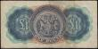 London Coins : A167 : Lot 1446 : Bermuda Government 1 Pound Pick 11b Post-war dated Hamilton, Bermuda 17th February 1947 fractional p...