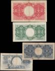 London Coins : A167 : Lot 1561 : Malaya & British Borneo Board of Commissioners of Currency 1950's issues (4) comprising a s...