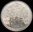London Coins : A167 : Lot 1760 : German States - Bavaria Medallic 2-Thaler' size issue 1893 41mm diameter in silver by A.Boersch...