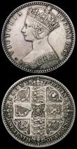 London Coins : A167 : Lot 2403 : Crown 1819 LIX ESC 215, Bull 2010 GVF toned with some scratches and light tooling on the obverse vis...