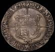 London Coins : A167 : Lot 373 : Crown Elizabeth I mintmark 1 (1601) S.2582 VF with some usual weaker areas these mostly in the shiel...