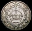 London Coins : A167 : Lot 503 : Crown 1933 ESC 373, Bull 3644 Bright Near EF with a hint of gold toning