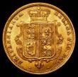 London Coins : A167 : Lot 699 : Half Sovereign 1885 Marsh 459, S.3861 UNC and lustrous, in an LCGS holder and graded LCGS 78, the fi...