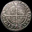 London Coins : A168 : Lot 1081 : Groat Henry VIII Second  Coinage S.2337E Laker Bust D mintmark Rose, GVF/VF with grey tone, comes wi...