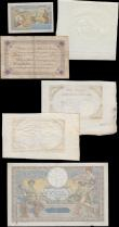 London Coins : A168 : Lot 167 : France Kingdom & First Republic, Tresor Francais, Emergency and early issues (6) in various grad...