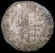London Coins : A168 : Lot 2035 : Italian States - Naples Mezzo Ducato Philip II (1554-1598) VF to GVF with good bust detail and pleas...