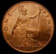 London Coins : A168 : Lot 2277 : Penny 1895 Freeman 141 dies 1+B Choice UNC and lustrous, in an LCGS holder and graded LCGS 85, the j...