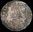 London Coins : A169 : Lot 1089 : Spanish Netherlands - Brabant Ducaton 1668 Antwerp Mint KM#79.1 Fine with some surface stress marks