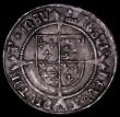 London Coins : A169 : Lot 1187 : Groat Henry VIII First Issue, Portrait of Henry VII in profile S.2316 mintmark Portcullis VF with ev...