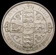 London Coins : A169 : Lot 1470 : Florin 1885 ESC 861, Bull 2908 GVF/NEF