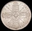 London Coins : A169 : Lot 1483 : Florin 1923 ESC 942 CGS UNC 82