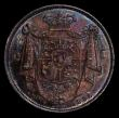 London Coins : A169 : Lot 1567 : Halfcrown 1836 ESC 666, Bull 2482 About EF/EF and colourfully toned