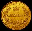 London Coins : A169 : Lot 837 : Australia Sovereign 1864 Marsh 369, KM#4 Sydney Branch Mint EF with some contact marks, all Sydney B...