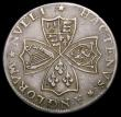 London Coins : A169 : Lot 852 : Birth of Prince Charles (King Charles II) 1630 30mm diameter in silver Eimer 115 Obverse four heart-...