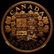 London Coins : A169 : Lot 866 : Canada Gold Ten Dollars 2002 Proof 90th Anniversary of the 1912 Ten Dollar coin, KM#520 in an NGC ho...