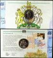 London Coins : A169 : Lot 98 : Bank of England and The Royal Mint Commemorative Presentation set C119 HM the Queen's 70th birt...