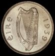 London Coins : A170 : Lot 1065 : Ireland Florin 1939 S.6634 Lustrous UNC