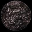 London Coins : A170 : Lot 1205 : Spanish Netherlands - Brabant Ducaton 1619 KM#49.1 Good Fine for wear, with some old scratches, and ...
