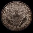 London Coins : A170 : Lot 1255 : USA Half Dollar 1894S Breen 5054 GEF and with an attractive subtle tone